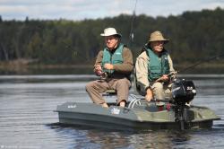 2014 - Pelican Boats - Bass Raider 10