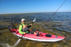 2015 - Pelican Boats - Matrix 100X Angler