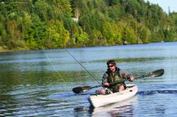 2015 - Pelican Boats - Strike 120X Angler