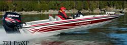 2012 - Phoenix Bass Boats - 721 ProXP