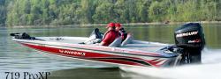 2012 - Phoenix Bass Boats - 719 ProXP