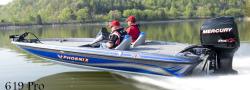 2015 - Phoenix Bass Boats - 619 Pro