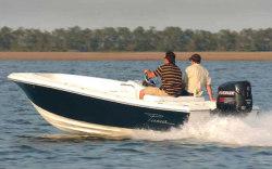 2010 - Pioneer Boats - 186 Cape Island