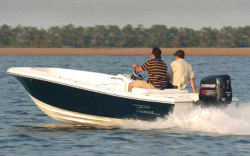 2012 - Pioneer Boats - 186 Cape Island