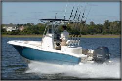 2014 - Pioneer Boats - 222 Sportfish