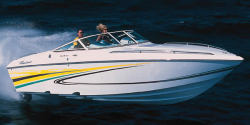 Powerquest Boats 300 Revenge Cruiser Boat