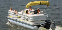 2009 - Premier Marine - SunSpree 240