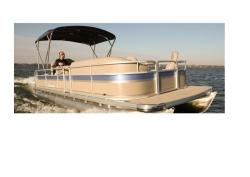 2011 - Premier Marine - 220 Island Cruise