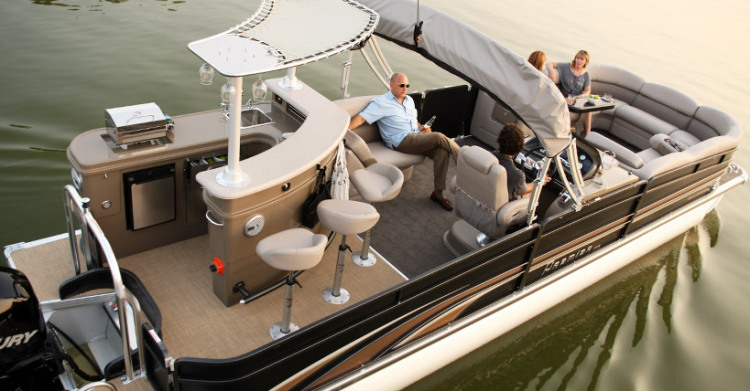 Research 2012 Premier Marine Grand Entertainer 290 On