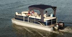 2012 - Premier Marine - 240 SunSation RE