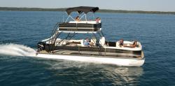 2013 - Premier Marine - 310 Boundry Waters Sky Dek