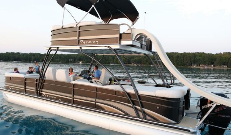 Research 2014 Premier Marine 310 Sky Dek On Iboats Com