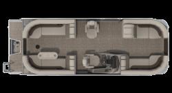 2020 - Premier Marine - Solaris RF 250 DL