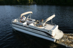 Premier Marine 235 Escapade RE PTX Pontoon Boat