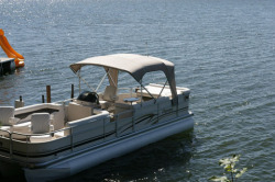 Premier Marine 180 SunSation RE Pontoon Boat