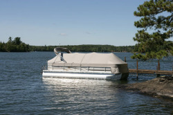 Premier Marine 225 SunSation ES 2 Tube Pontoon Boat