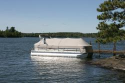 Xpress Boats 210 SunSation ES 2 Tubes Pontoon Boat