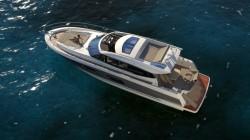 2013 - Prestige Yachts - Prestige 550 S