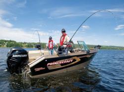2009 - Princecraft Boats - Super Pro 186 SE
