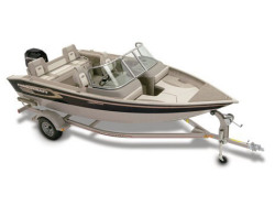 2009 - Princecraft Boats - SS 172