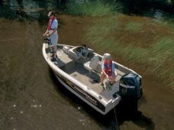 2009 - Princecraft Boats - Pro 169 SC