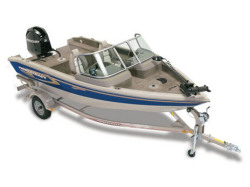 2009 - Princecraft Boats - Pro 169 WS