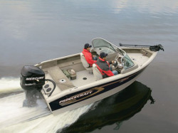 2009 - Princecraft Boats - Pro 179 WS