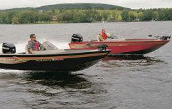 2009 - Princecraft Boats - Hudson DLX SC