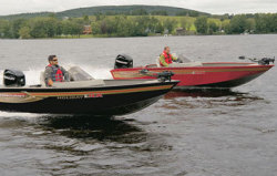 2009 - Princecraft Boats - Holiday DLX WS