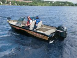 2009 - Princecraft Boats - Hudson DLX WS