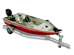 2009 - Princecraft Boats - Starfish DLX SC