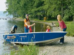 2009 - Princecraft Boats - Starfish 15
