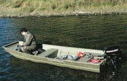 2009 - Princecraft Boats - PR 1236