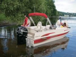 2009 - Princecraft Boats - Ventura 224