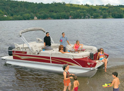 2009 - Princecraft Boats - SVX 25