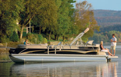 2009 - Princecraft Boats - SVX 27 IO
