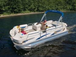 2009 - Princecraft Boats - Vision 21