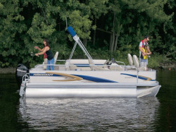 2009 - Princecraft Boats - Sportfisher 20