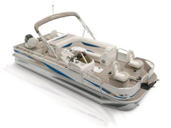 2009 - Princecraft Boats - Sportfisher 22 LX