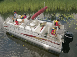 2009 - Princecraft Boats - Sportfisher 24 LX