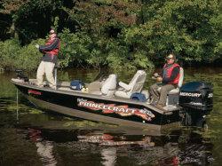 2010 - Princecraft Boats - Platinum SE 198