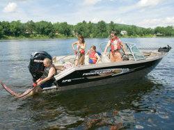 2010 - Princecraft Boats - Platinum SE 176 FnP