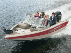 2010 - Princecraft Boats - Pro 169 WS