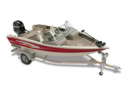 2010 - Princecraft Boats - Pro 179 WS