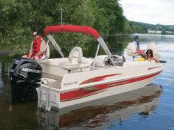 2010 - Princecraft Boats - Ventura 224