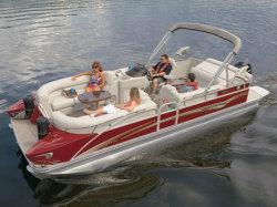 2010 - Princecraft Boats - SVX 25