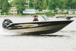 2011 - Princecraft Boats - Platinum SE 186