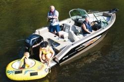 2011 - Princecraft Boats - Platinum SE 176 FnP
