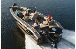 2011 - Princecraft Boats - Platinum SE 207