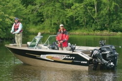 2011 - Princecraft Boats - Platinum SE 206